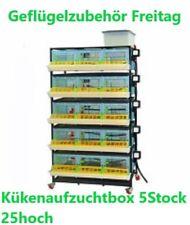 Kükenaufzuchtbox für ca.225-250 Küken 5Stock