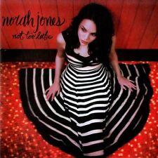 NORAH JONES Not Too Late CD NEW