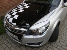 Opel Astra H 3 Scheinwerferblenden Set - Böser Blick