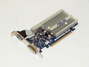 ASUS NVIDIA GeForce 8400 GS (EN8400GSSILENTHTP512M) 512MB DDR2 SDRAM PCI Express