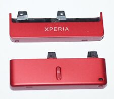 Original Sony xperia Sola MT27i below / Under Cover, Bottom Cover, Red, Red