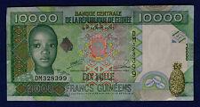 Guinea Guinee 10000 Francs 2008 #B447