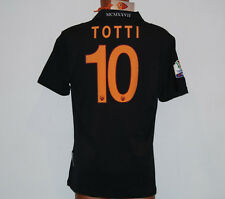 MAGLIA ROMA TOTTI issued worn TIM CUP JERSEY SHIRT 2013 2014 ROMA CARES rara