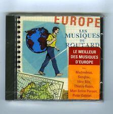 CD (NEW) LES MUSIQUES DU ROUTARD EUROPE MADREDEUS P.GABRIEL VERA BILA ALTAN