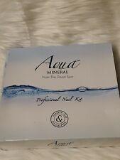 Aqua Mineral From The Dead Sea Professional Nail Kit Paraben-Sls/Sles Free