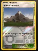 Carte Pokemon MONT COURONNE 130/156 REVERSE Soleil et Lune 5 SL5 FR NEUF