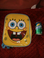 SPONGEBOB SQUAREPANTS JUINOR BACKPACK WITH PADDED STRAPS