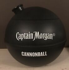 More details for captain morgan spiced rum - cannonball cocktail jug/ ice bucket - new - home bar