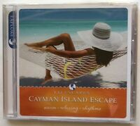"""Cayman Island Escape"" Warm - Relaxing - Rhythms - CD Lifescapes (2013) NEW"