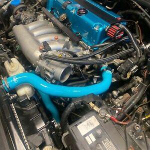 Fit  Honda Accord EURO- R Acura TSX CL7 K20A 2002- 2008 Silicone Radiator Hoses