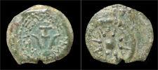 Judaea Alexander Jannaeus AE prutah