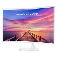 "Samsung 32"" Ultra-Slim LED Curved Monitor"
