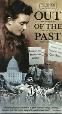 OUT OF THE PAST (VHS) Rare HTF A-Pix Release! Narrated by Linda Hunt 1998