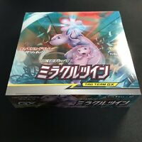 Pokemon Card Game Expansion Pack SM11 Miracle Twin Booster BOX  Japanese