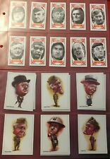 More details for two different sets dad's army trade cards, in plastic wallets ruby cards