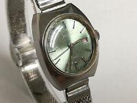 Reloj mujer RICOH 715079 de cuerda Original vintage Japan no funciona