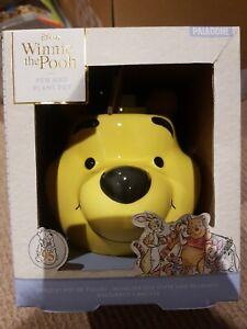 Winnie The Pooh Pen And Plant Pot Disney Licensed ceramic