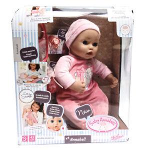 Zapf Creation 794999 - BABY Annabell® Annabell 43cm – B-Ware