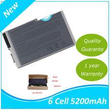 Neuf Laptop Batterie pour Dell Latitude D510 D530 d605 - 5200mAh 11,1V