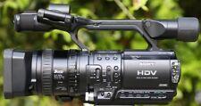 SONY HVR-Z1U HDV Professional Video Camera Recorder