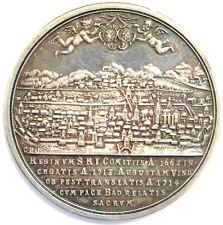 Silbermedaille 1963, Immerwährender Reichstag in Regensburg 1663-1806