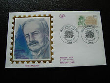 FRANCE - enveloppe 1er jour 9/9/1995 (andre maginot) (cy42) french