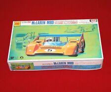 Otaki kit McLaren M8D Can Am 1/28 - slot car easy conversion