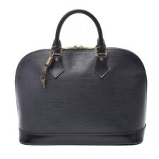 LOUIS VUITTON Alma Noir (Black) M52142 Hand Bag 805000929875000