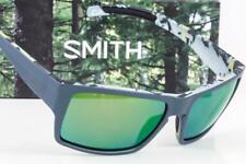 9367b1aff22 NEW SMITH OUTLIER XL CHROMAPOP SUNGLASSES Matte Gray Corsair   Green Mirror  lens
