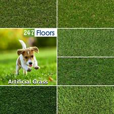 More details for clearance artificial grass 2m, 4m & 5m 20% off!  fake grass astro turf 4/5 metre