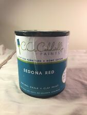 Cee Cee Caldwell Chalk Paint Sedona Red -1 qt available