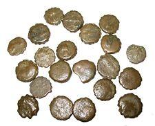Ancient Greek coin Antiochus IV Seleucid Apollo serrated 168 BC lower grade