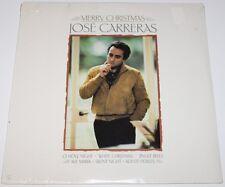 JOSE CARRERAS - Merry Christmas [Vinyl LP, 1986] USA Import DAL 42311 Pop *EXC