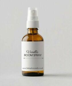 Vanilla Air Freshener Room Spray, Home Fragrance, Vanilla Scent