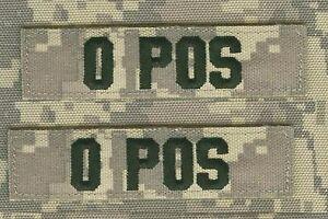 Otan Isaf Armée Sfg Marsoc Oda - US Advisor Jtf Vêlkrö Acu 2-TAB : Sang Type O +