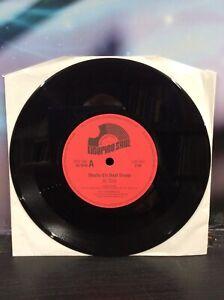 "Studio G's Beat Group Hi, Bird/Movin' 7"" Single Vinyl Rec LSD005 Soul Funk 70's"