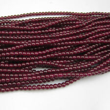 Hot 100pcs 4mm Ball Loose Glass crystal Beads for Fit Bracelets Necklaces AAD38