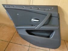BMW 5er E61 Kombi Ab:2007- 2010 Türverkleidung Teilleder Hinten Links E1369386