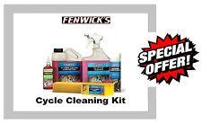 FENWICKS CYCLE BIKE CLEANER MAINTENANCE KIT Chain Oil Lube FS1 FS10 Chain Clean