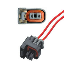 Fuel Injection Connectors - DELPHI with cable (FEMALE) car injector plug auto