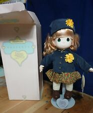 Precious Moments Garden of Friends November 1997 Doll - Merigold Nwt & Box