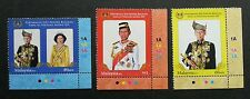 Installation OF 14th DYMM Agong Malaysia 2012 King Royal (stamp color) MNH #3