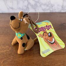 "Scooby-Doo 3.5"" Plush Key-Chain Clip-On Brand New! Scoob!"