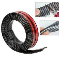 3Cmx1M Auto Carbon Faser Gummi Kantenschutzleiste Einstiegsleisten Zubehör R8N2