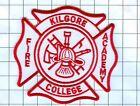 Fire Patch -KILGORE COLLEGE FIRE ACADEMY