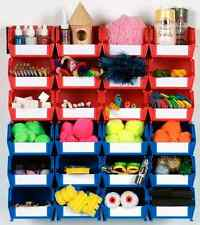 Storage Ideas For Small Spaces Wall Mount Craft Toy Office Shop Garage Organizer