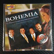 Bohemia El Romanticismo a su maxima expresion (MP3) SEALED