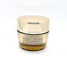 Estee Lauder Revitalizing Supreme+ Global Anti-Aging Cell Power Creme .5oz 15mL