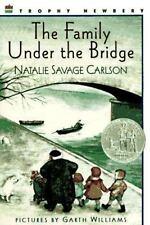 The Family Under the Bridge (Brand New Paperback) Natalie Savage Carlson