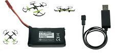 Battery+Charger 1200mAh for Sky Viper V2400HD Journey and more